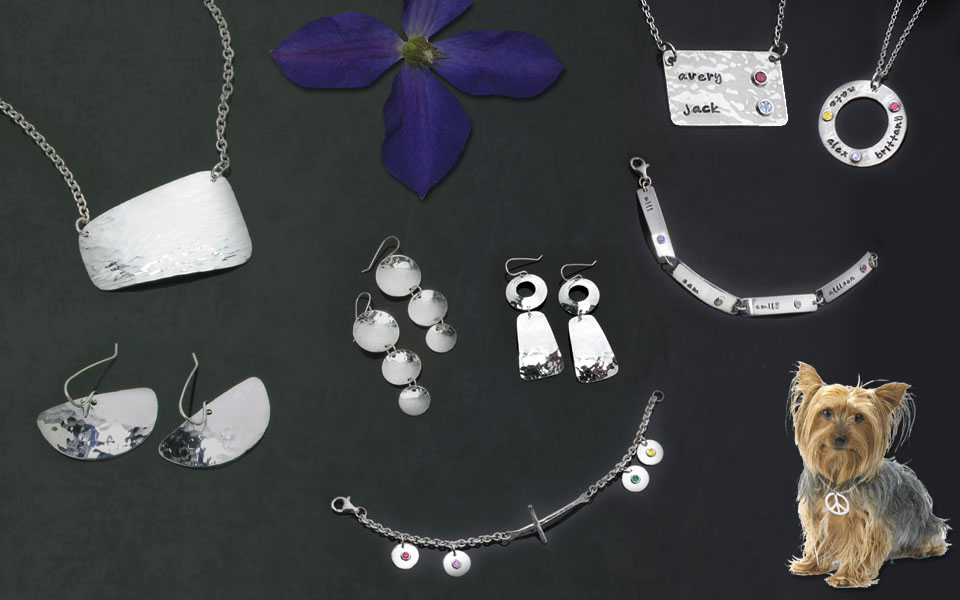Jamie Lynn White's Silver Collection