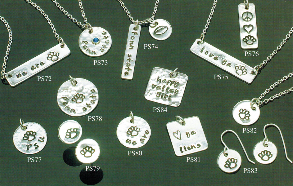 Penn State Paw Prints Collection Rick Mahonski Goldsmith The image is png format and has been processed into transparent background by ps tool. penn state paw prints collection rick